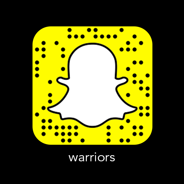 GoldenState_Warriors_snapchat_Snapcode_Username