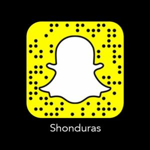 Shonduras Funny Snapchat Snapcode
