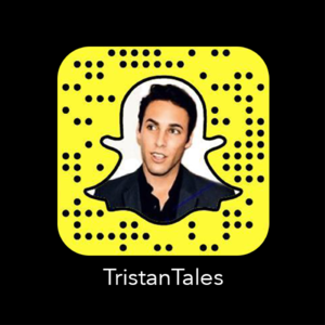 Funny Snapchat Tristan Tales