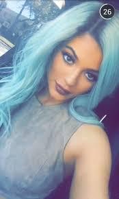 Kylie Jenner Snapchat Selfie 2