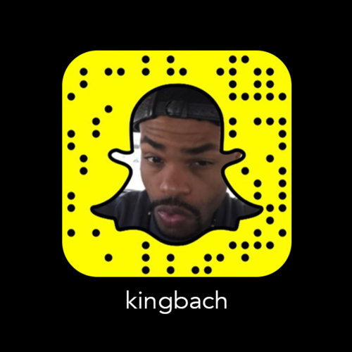KingBach_Snapchat_Snapcode_Vine