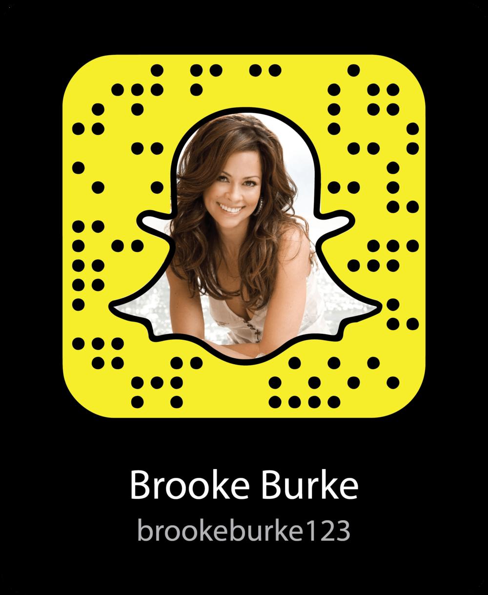 brooke-burke-celebrity-snapchat-snapcode