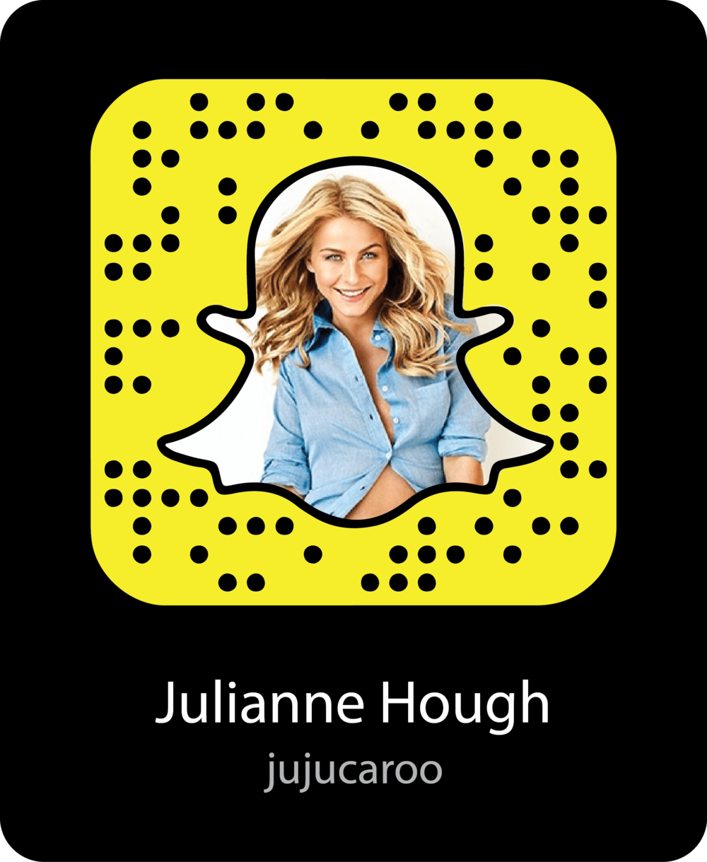 julianne-hough-celebrity-snapchat-snapcode