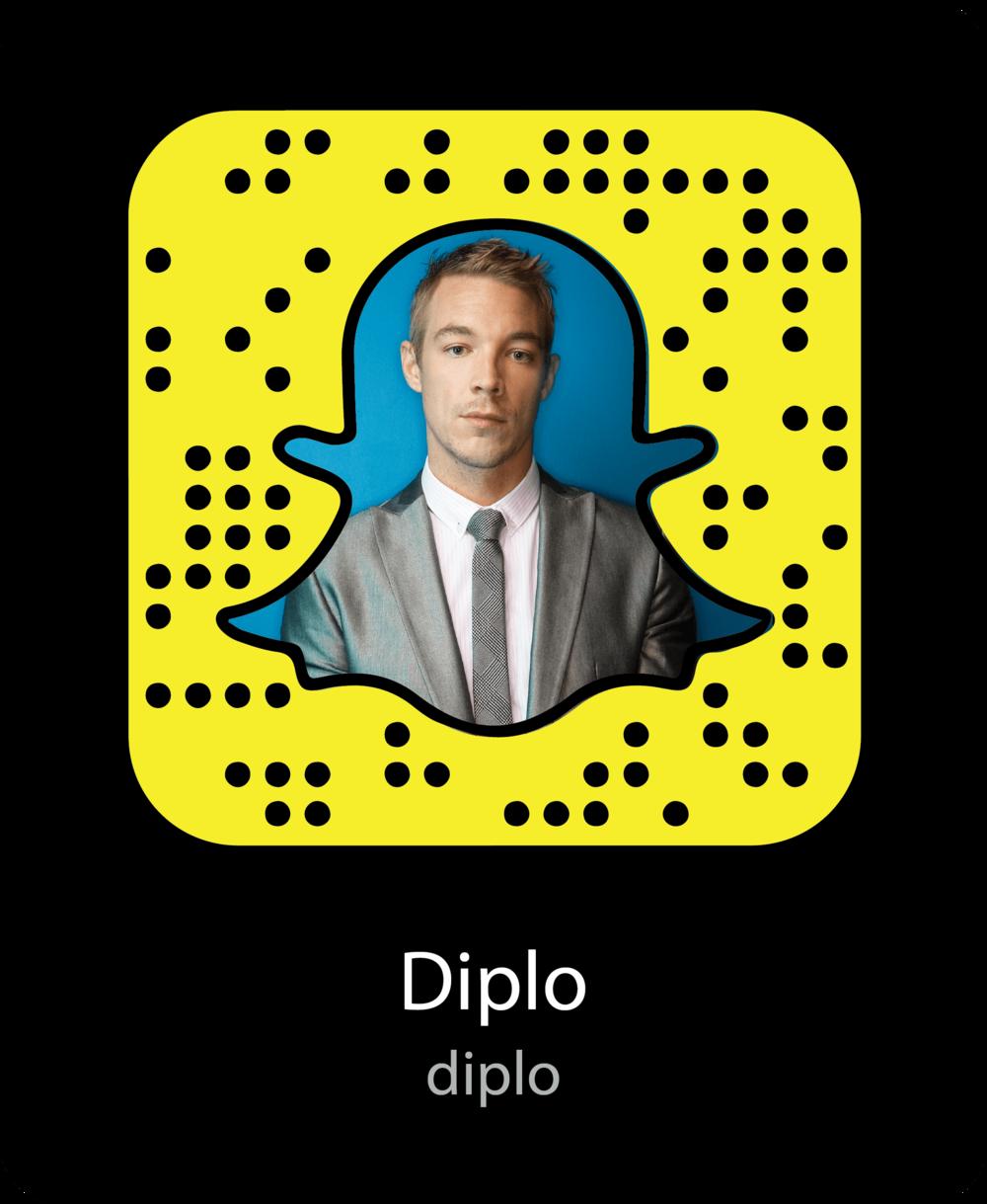 diplo-celebrity-snapchat-snapcode