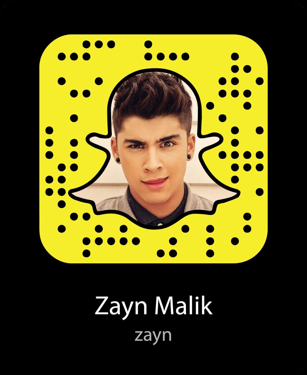 zayn-malik-celebrity-snapchat-snapcode