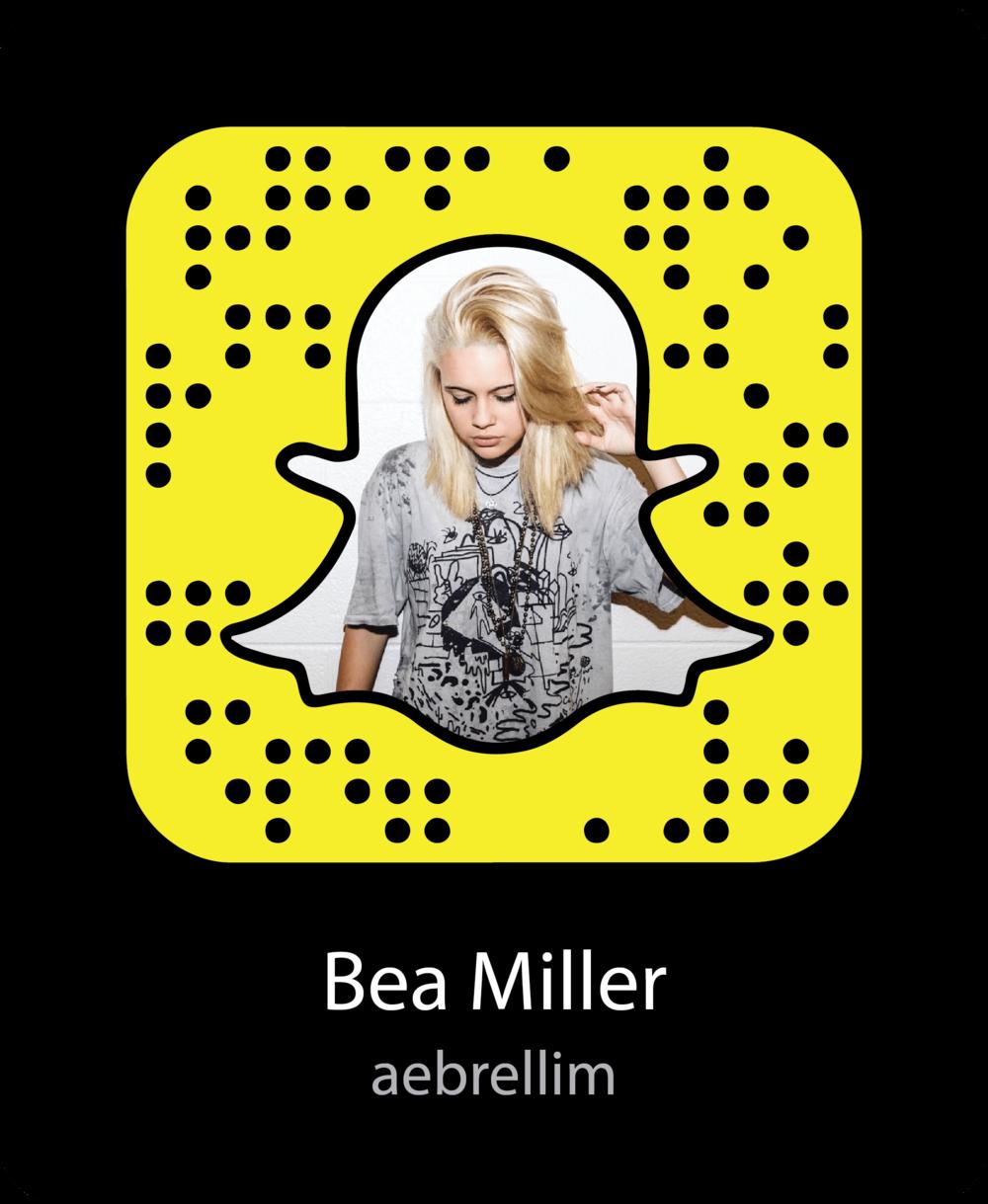 bea-miller-celebrity-snapchat-snapcode