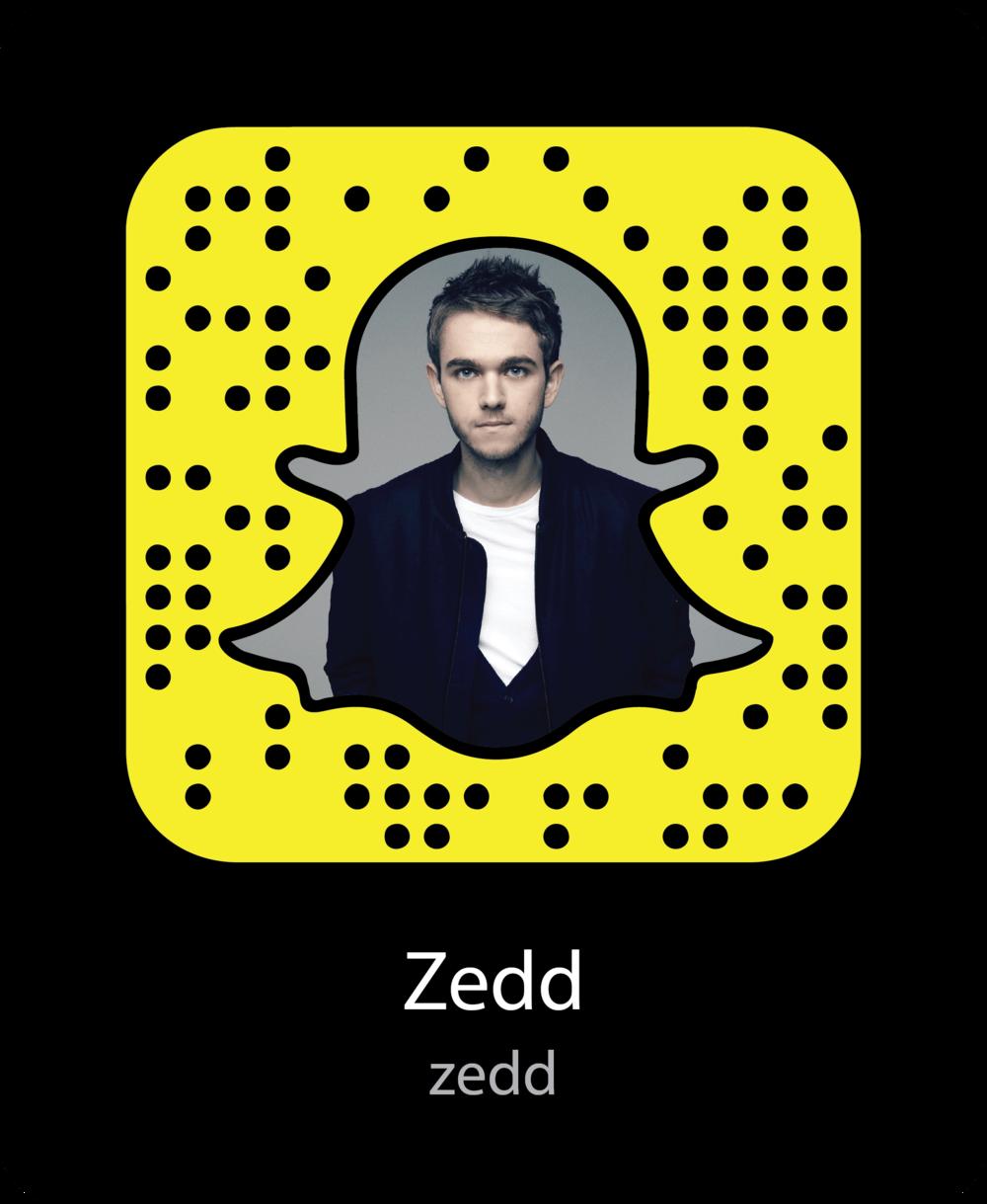 zedd-celebrity-snapchat-snapcode