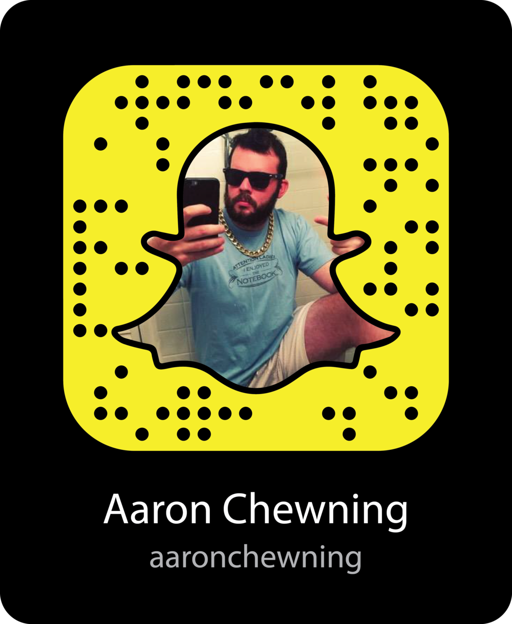 aaron-chewning-vine-celebrity-snapchat-snapcode