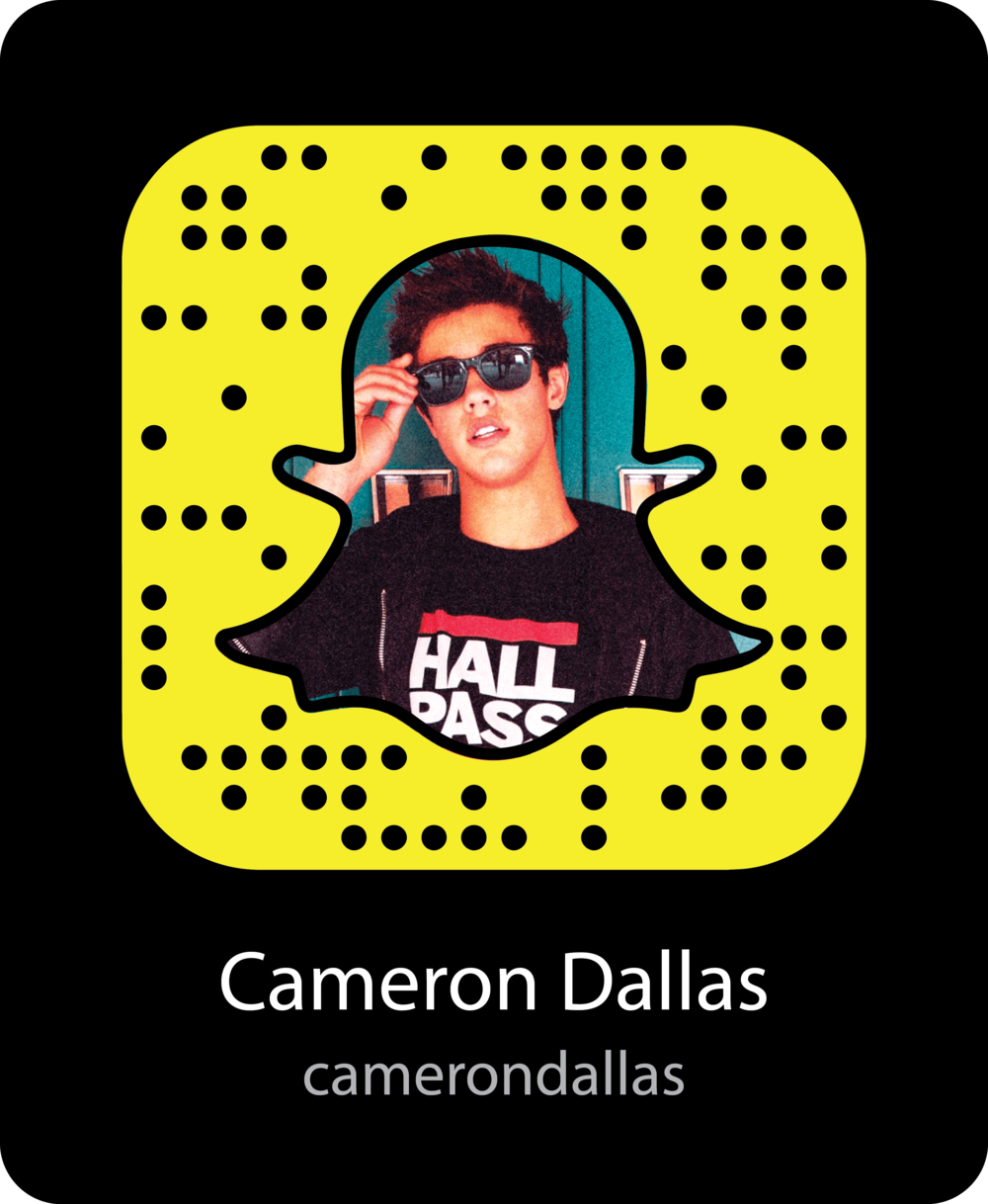 cameron-dallas-vine-celebrity-snapchat-snapcode