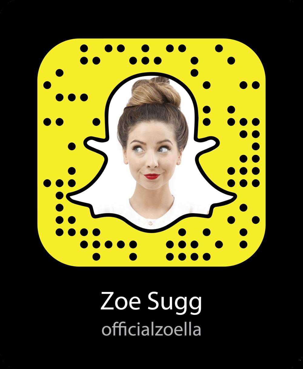 zoe-sugg-vine-celebrity-snapchat-snapcode