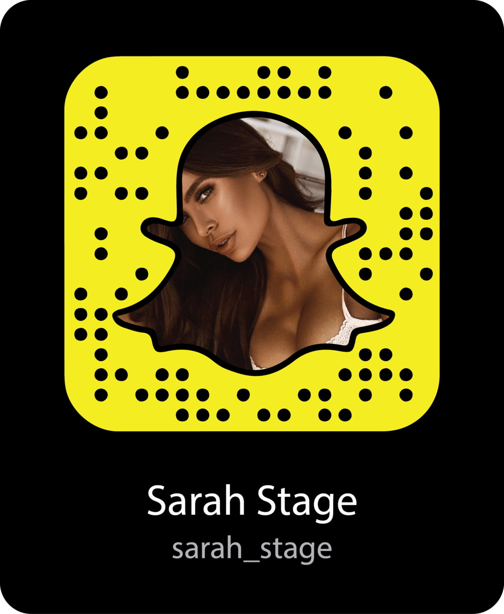 sarah-stage-sexy-snapchat-snapcode