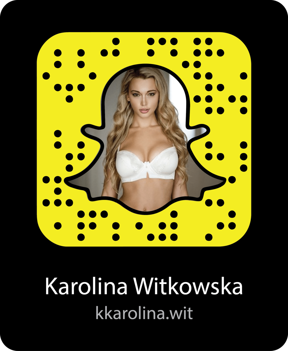 karolina-witkowska-sexy-snapchat-snapcode