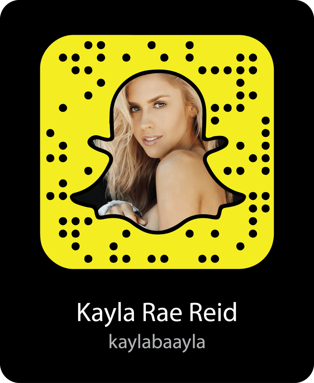 kayla-rae-reid-sexy-snapchat-snapcode