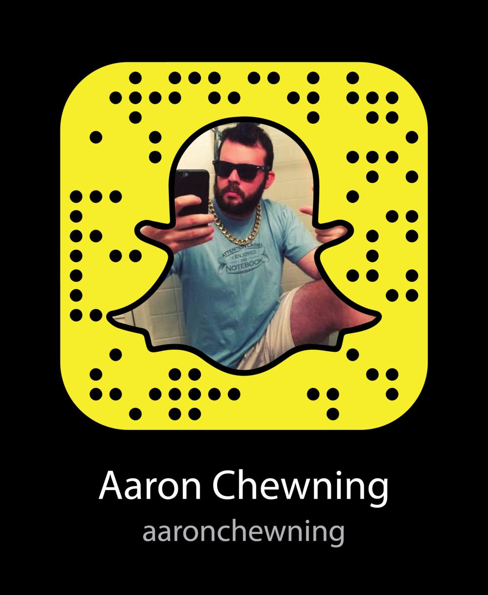 aaron-chewning-vine-celebrity-snapchat-snapcode