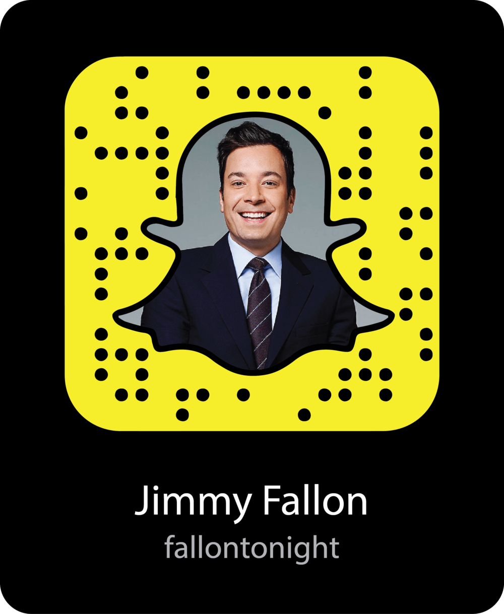 jimmy-fallon-celebrity-snapchat-snapcode