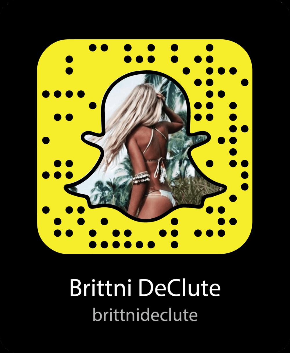 brittni-de-clute-fitness-snapchat-snapcode
