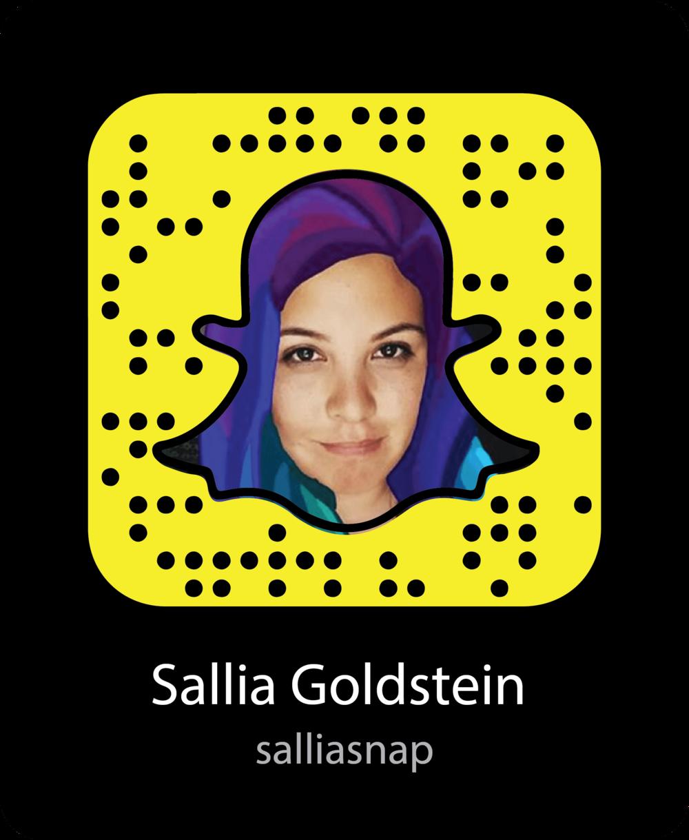 sallia-goldstein-artists-snapchat-snapcode