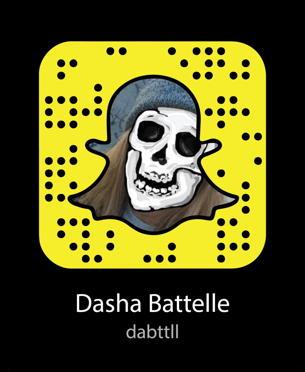 dasha-battelle-artists-snapchat-snapcode