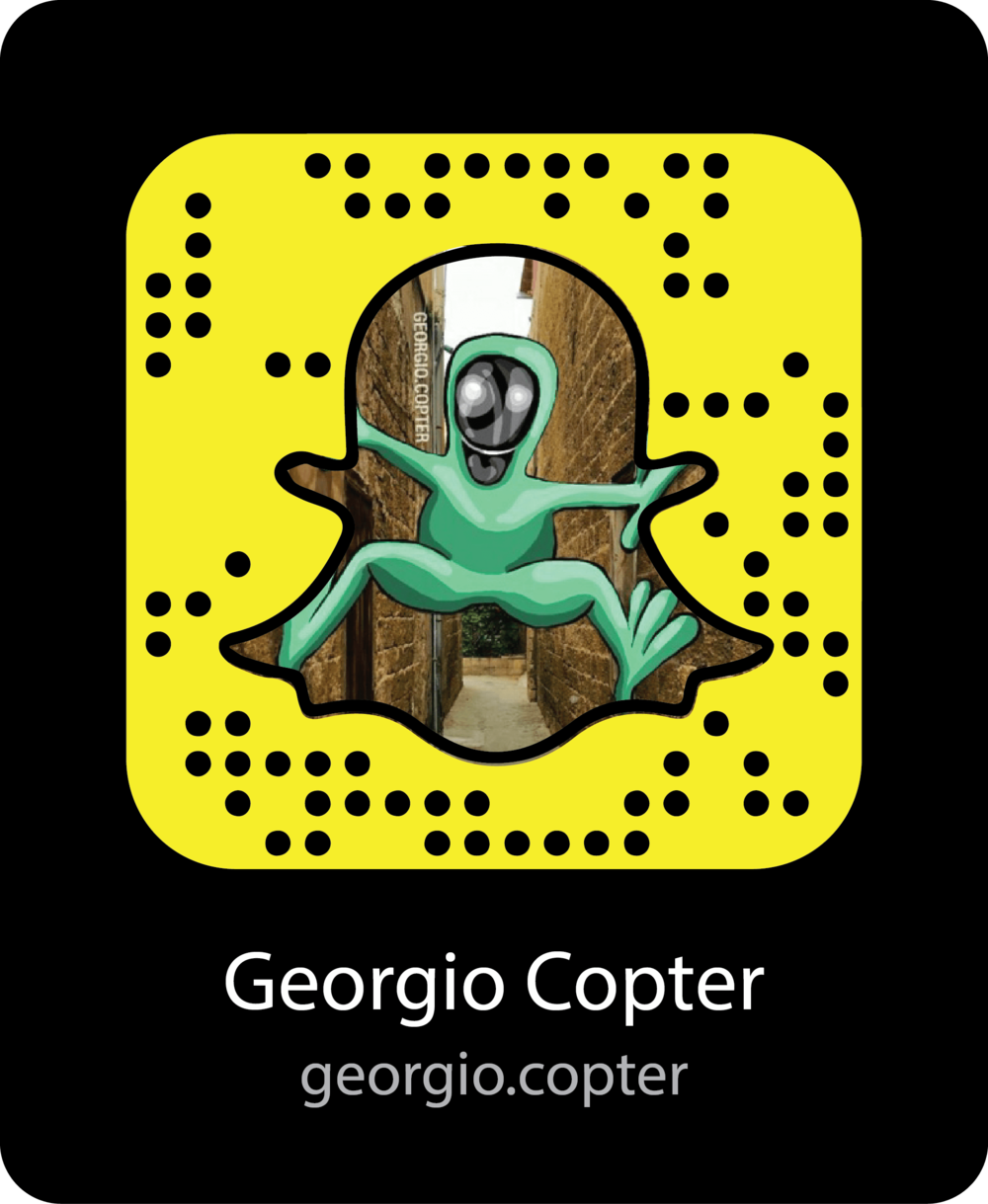 georgio-copter-artists-snapchat-snapcode