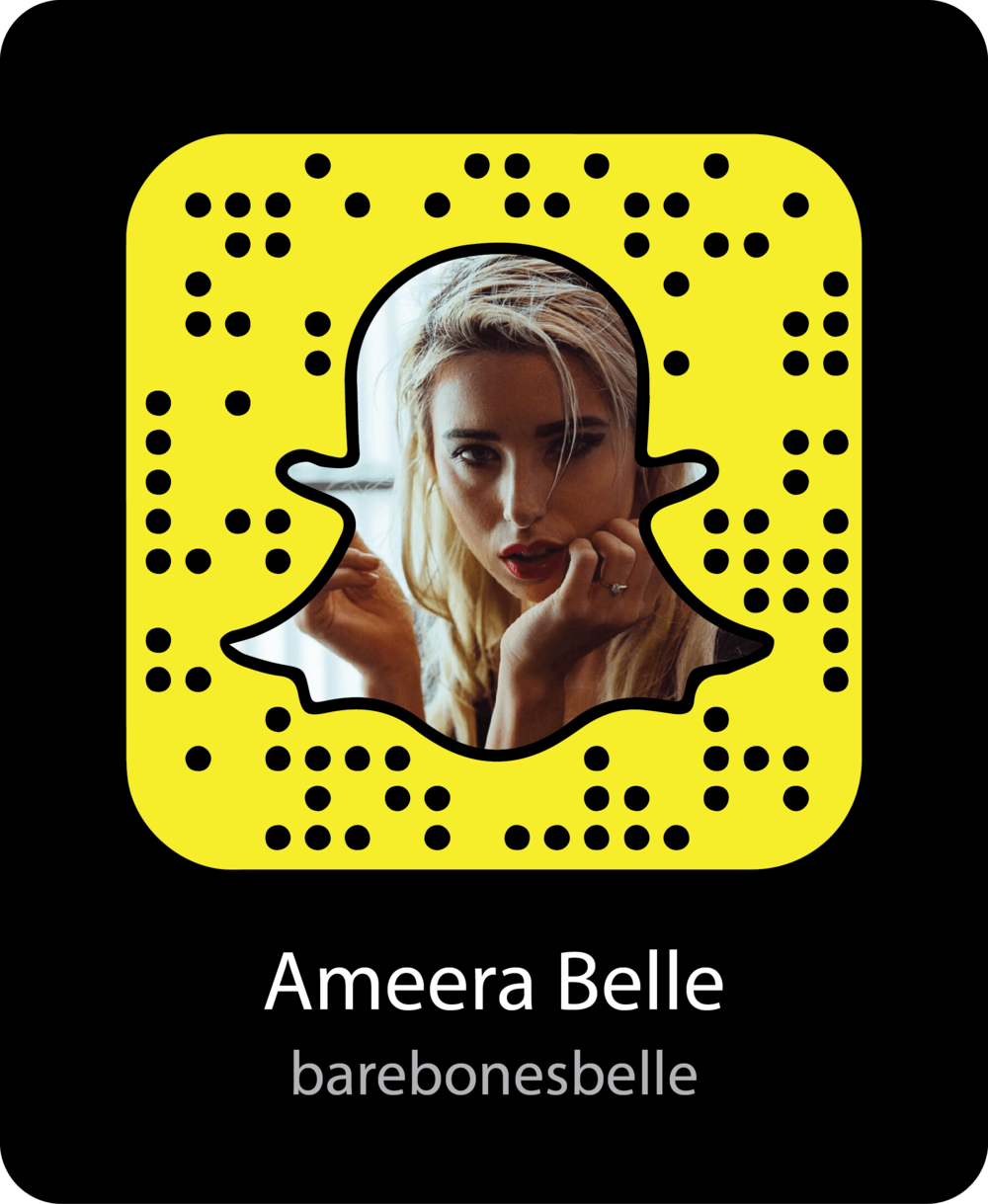 ameera-belle-storytellers-snapchat-snapcode