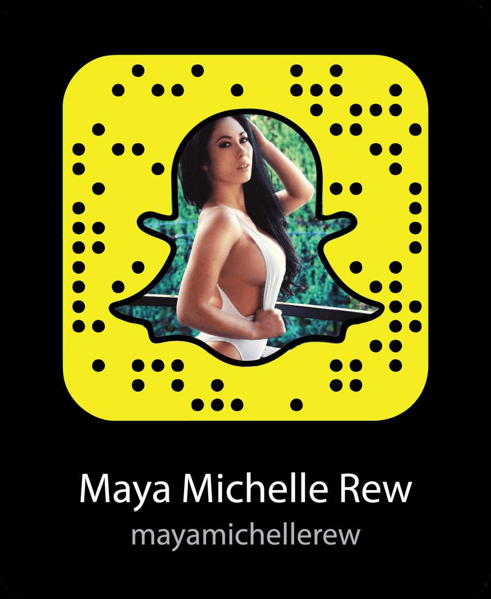 maya-michelle-rew-sexy-snapchat-snapcode