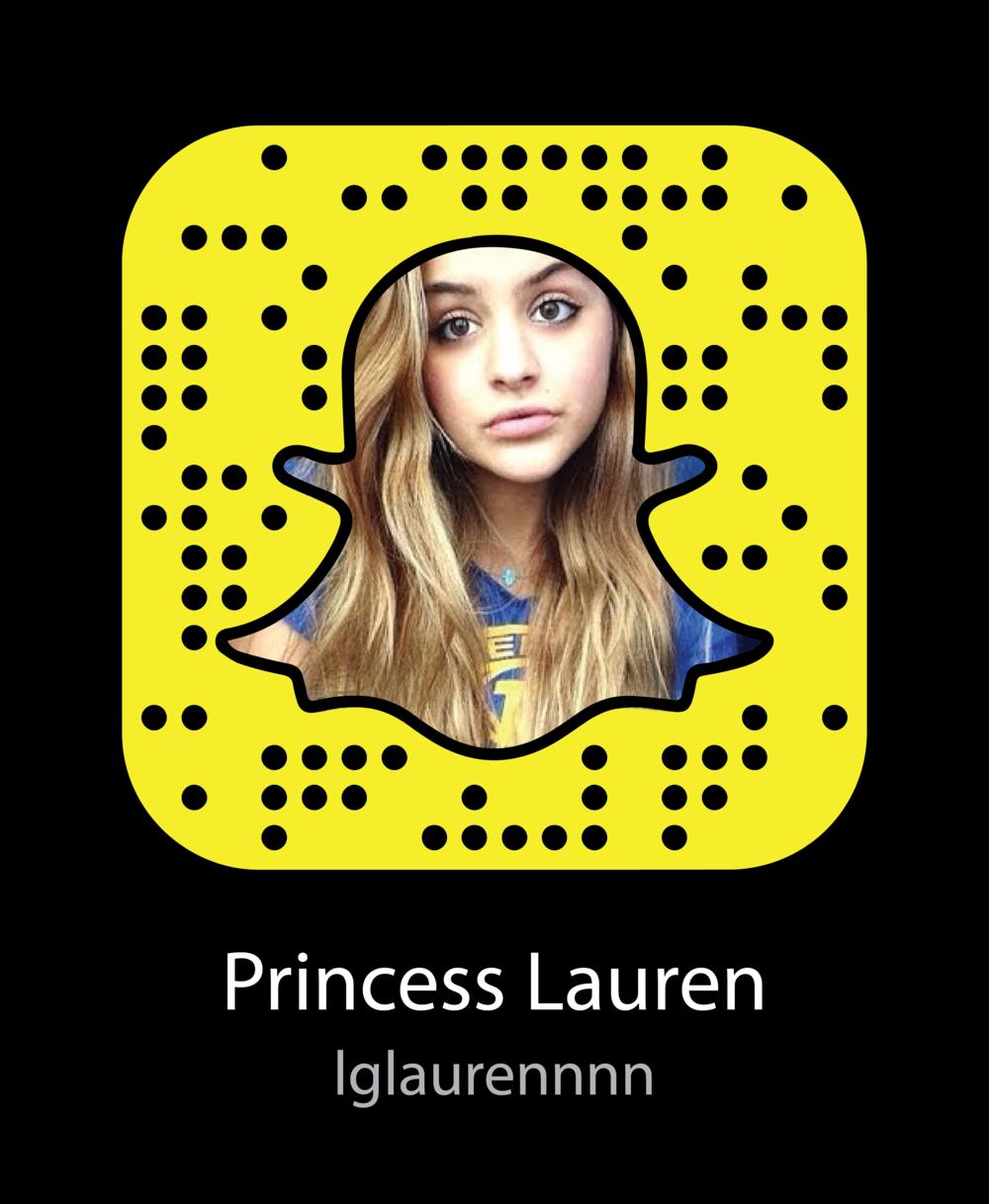 princess-lauren-violin-youtube-celebrity-snapchat-snapcode