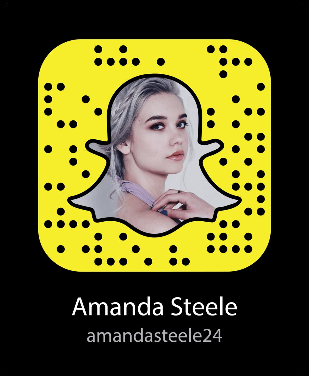 amanda-steele-youtube-celebrity-snapchat-snapcode