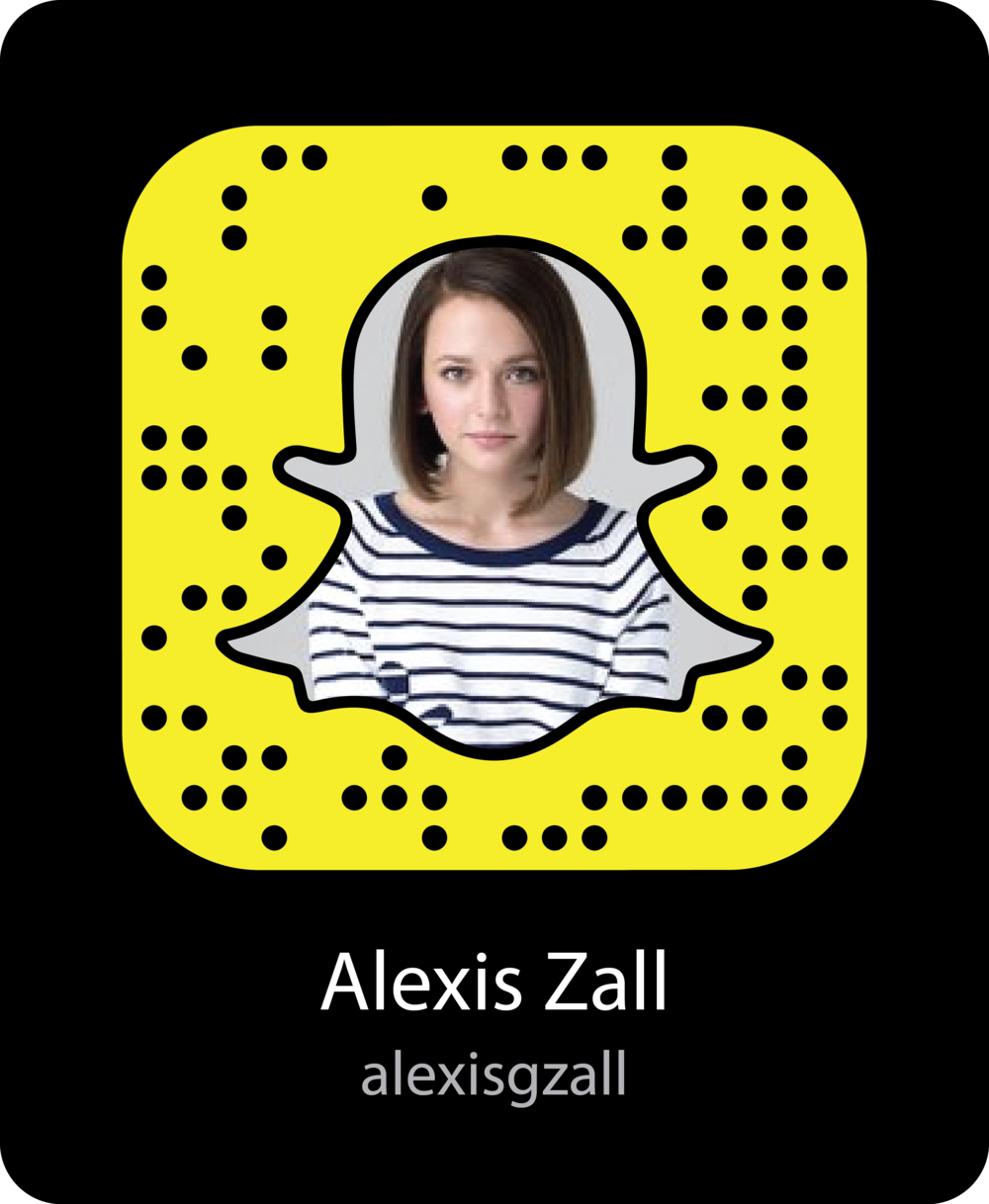 alexis-zall-youtube-celebrity-snapchat-snapcode