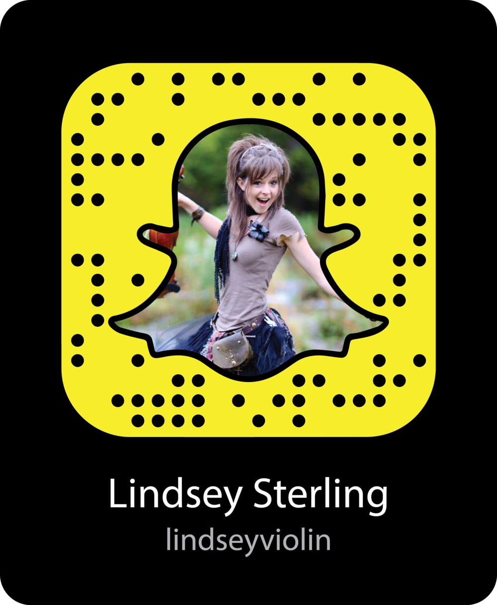 lindsey-sterling-violin-youtube-celebrity-snapchat-snapcode