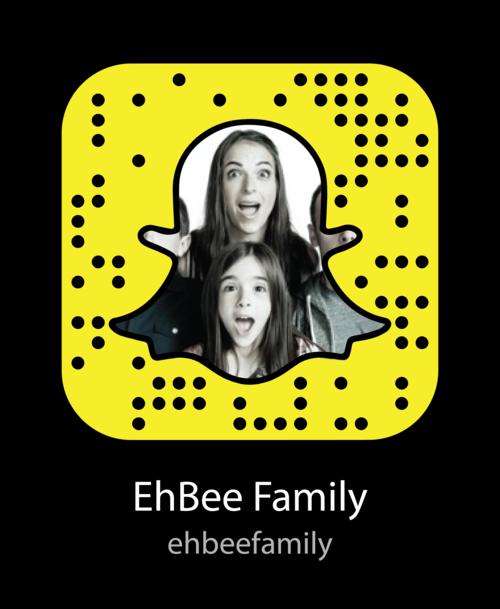 ehbee-family-vine-celebrity-snapchat-snapcode.png