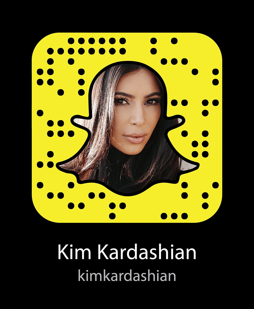 kim-kardashian-celebrity-snapchat-snapcode