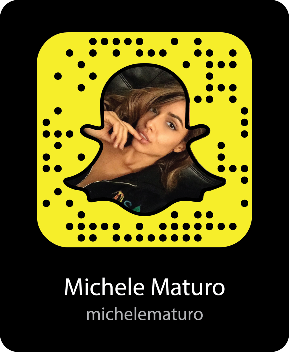michelematuro-Sexy-snapchat-snapcode.png