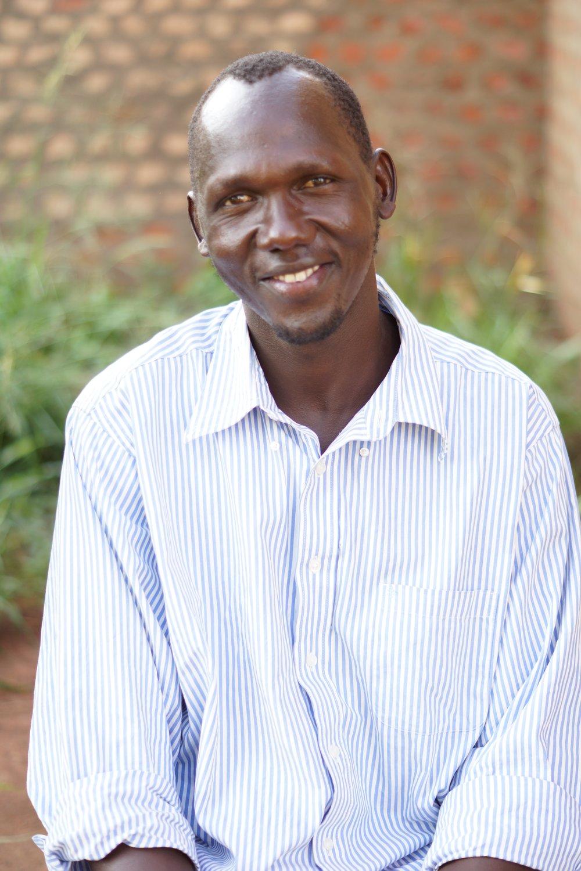 ROBERT OMIA    Uganda Programs Manager