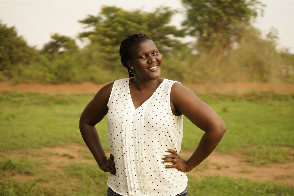 COLLINES ANGWECH    Co-Founder & Uganda Country Director  collines@farawayfriendsglobal.com