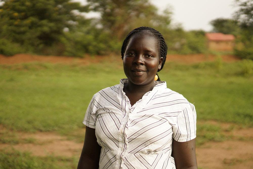 AMONG JUDITH    Head Teacher Global Leaders Primary School