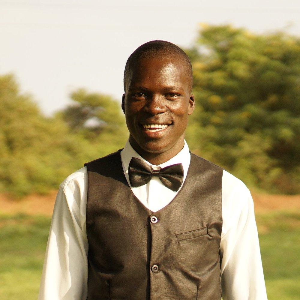 ONGOM TOM RICHARD    Deputy Head Teacher Global Leaders Primary School