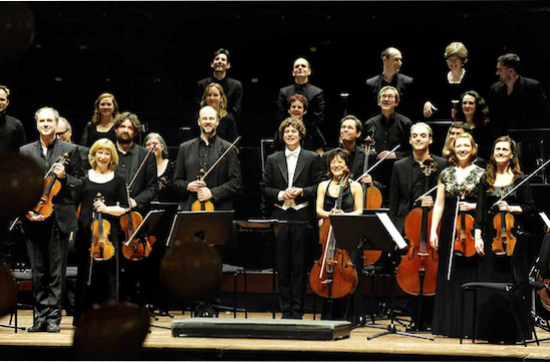 Robin Ticciati and his Scottish Chamber Orchestra