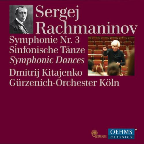 Dmitri Kitayenko conducts Rachmaninov