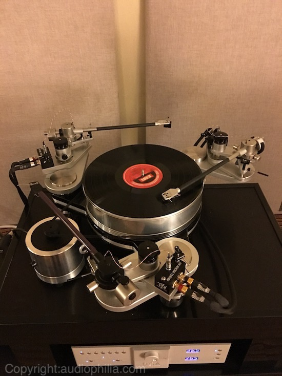 Vishnu AND Nirvana and Made in America. VPI Avenger.