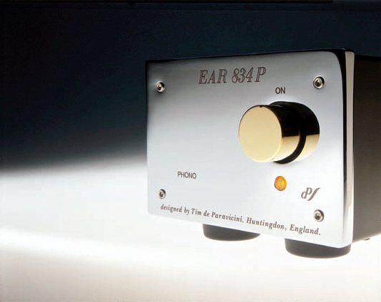 The Esoteric Audio Research 834P Phono Stage — Audiophilia