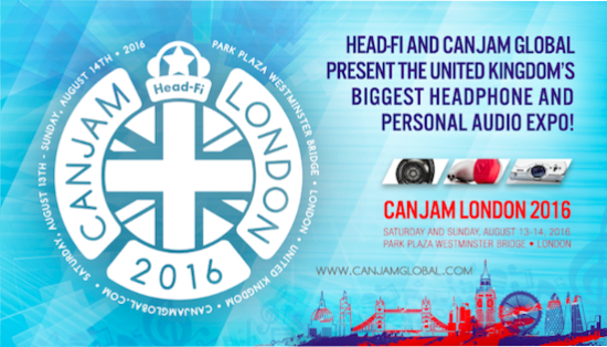 News: CanJam Global is coming to London with the world's premiere headphone audio expo
