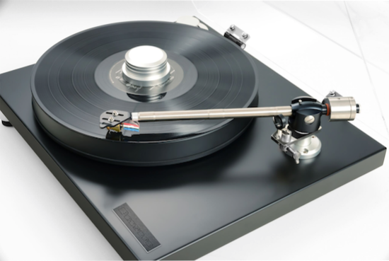 News:  Bryston Introduces the BLP-1 Turntable