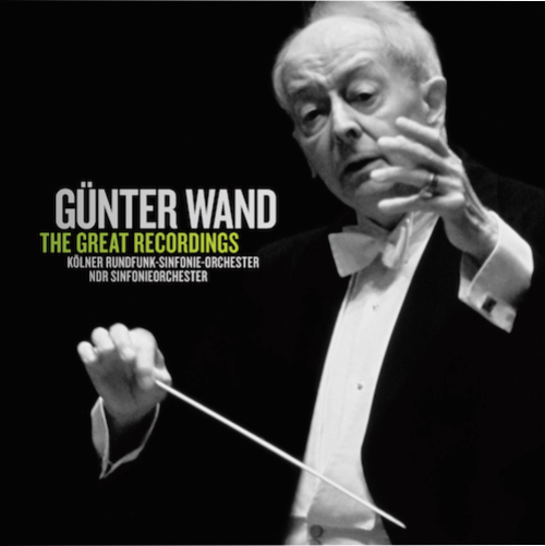 Günter Wand --The Great Recordings