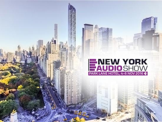 The New York Audio Show 2016