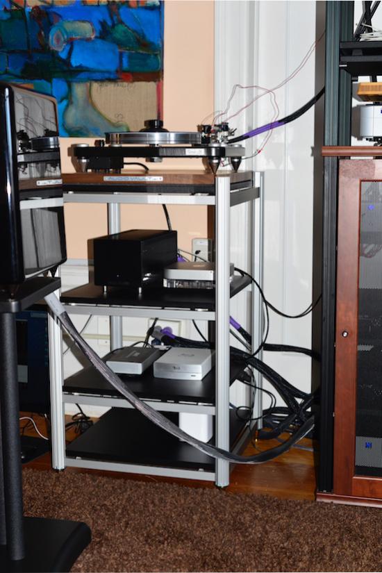 Audio Vault USA Audio Furniture