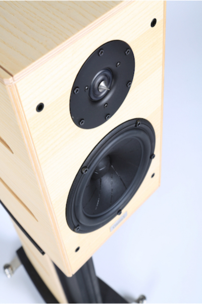Audiophilia Product of the Year 2016; GamuT Superior RS3i Stand Mount Speaker [as chosen by Henry Wilkinson].