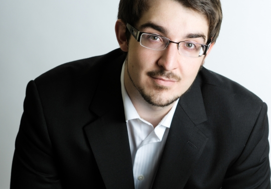 Charles Richard-Hamelin, piano.