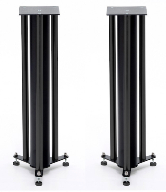 Totem Acoustics' dedicated stands.