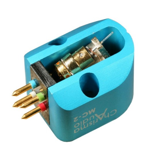 The Charisma Audio MC-2 Moving Coil Cartridge