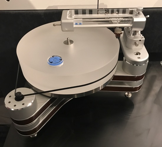 Static only. Clearaudio Innovation Turntable (CAD$13,995).